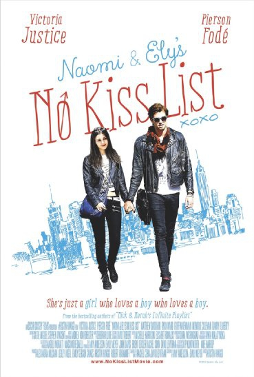 Смотреть трейлер Naomi and Ely's No Kiss List (2015)