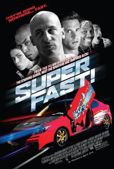 Смотреть трейлер Superfast! (2015)