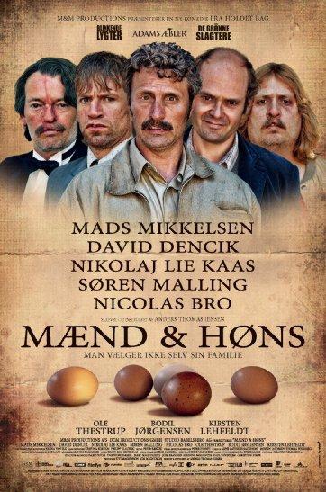 Смотреть трейлер Men & Chicken (2015)