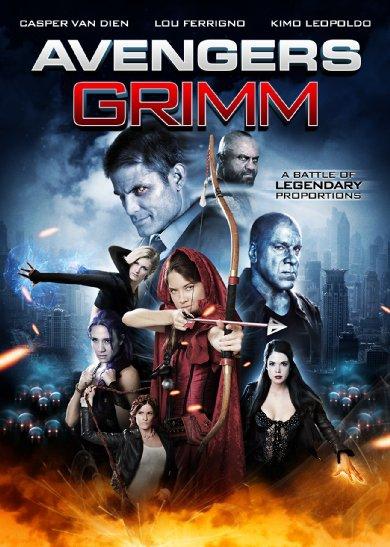 Смотреть трейлер Avengers Grimm (2015)