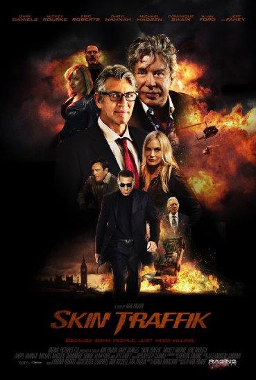 Смотреть трейлер Skin Traffik (2015)