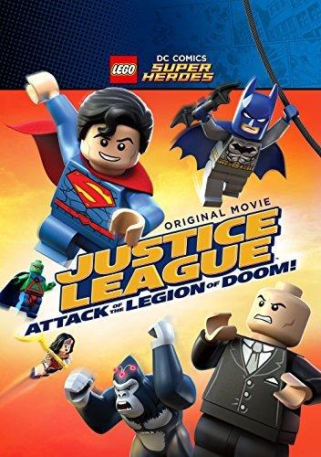Смотреть трейлер LEGO DC Super Heroes: Justice League - Attack of the Legion of Doom! (2015)