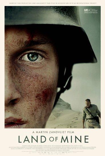 Смотреть трейлер Land of Mine (2015)