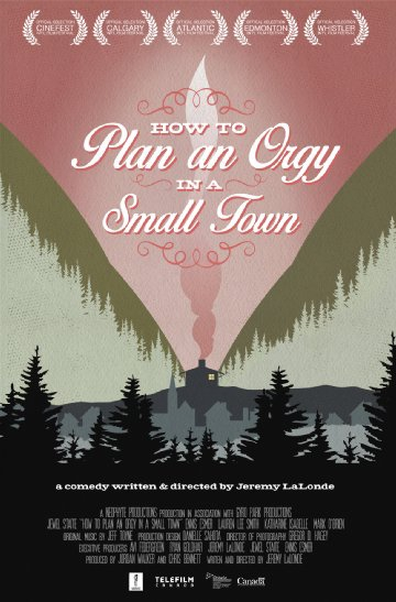 Смотреть трейлер How to Plan an Orgy in a Small Town (2015)