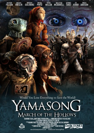 Yamasong: March of the Hollows (2015)