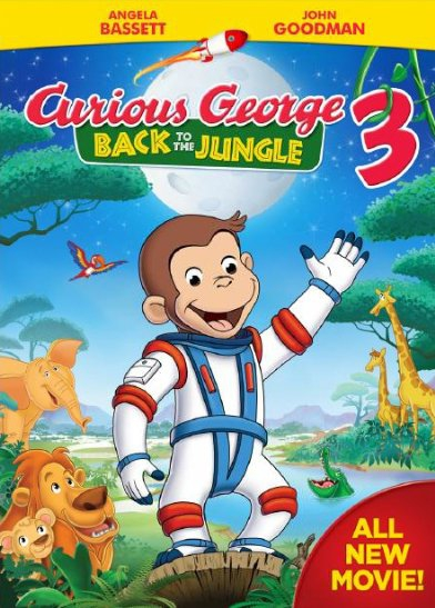 Curious George 3: Back to the Jungle (2015)