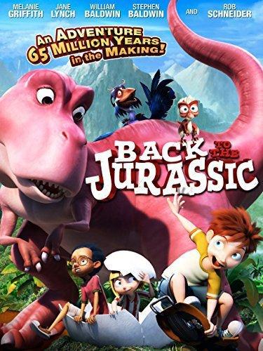 Смотреть трейлер Back to the Jurassic (2015)