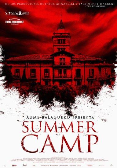 Смотреть трейлер Summer Camp (2015)