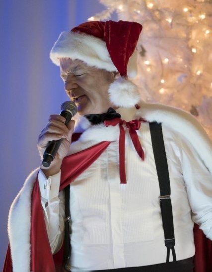 Смотреть трейлер A Very Murray Christmas (2015)