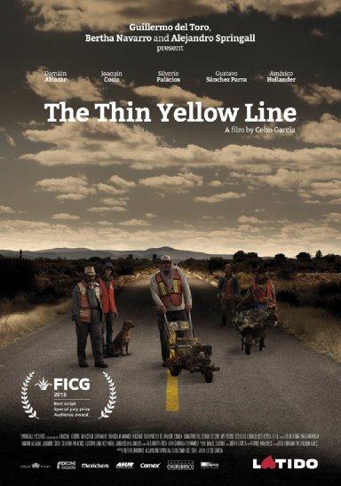 Смотреть трейлер The Thin Yellow Line (2015)