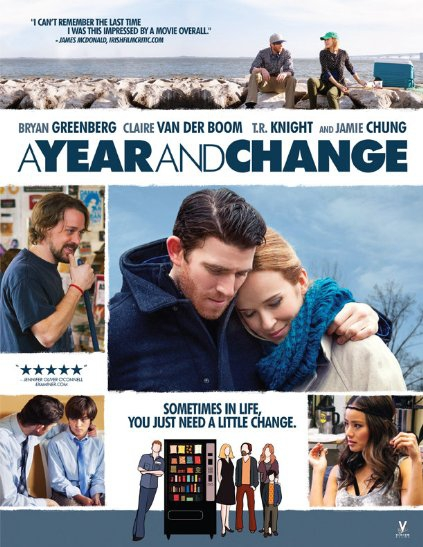 Смотреть трейлер A Year and Change (2015)