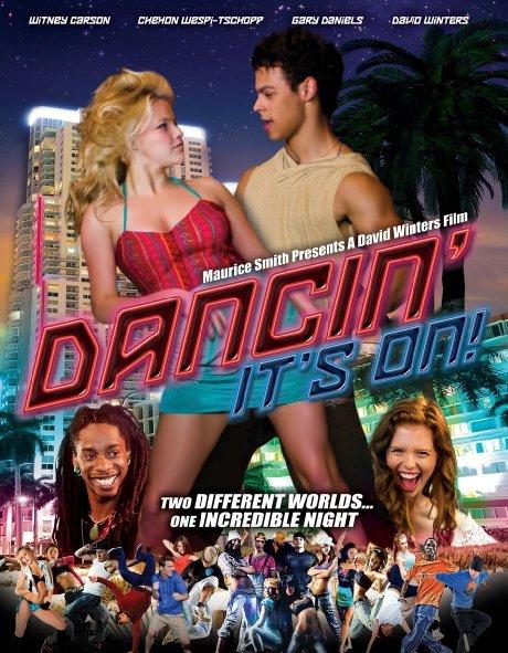 Смотреть трейлер Dancin' It's On (2015)