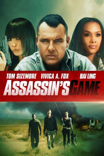 Смотреть трейлер Assassin's Game (2015)