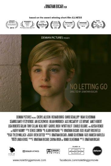 No Letting Go (2015)