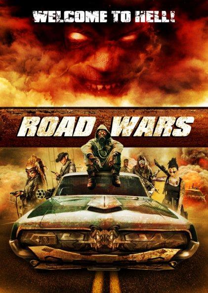 Смотреть трейлер Road Wars (2015)