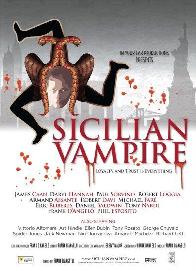 Смотреть трейлер Sicilian Vampire (2015)