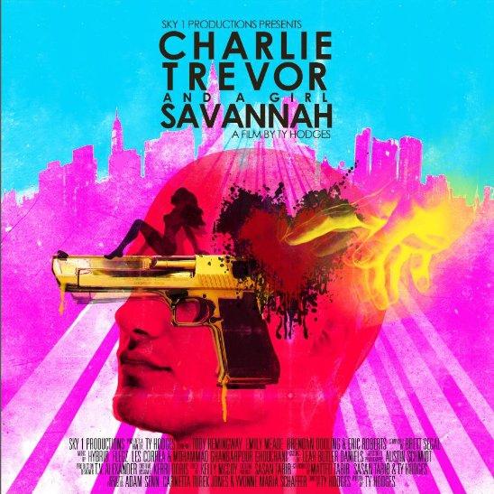 Смотреть трейлер Charlie, Trevor and a Girl Savannah (2015)