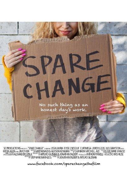 Смотреть трейлер Spare Change (2015)
