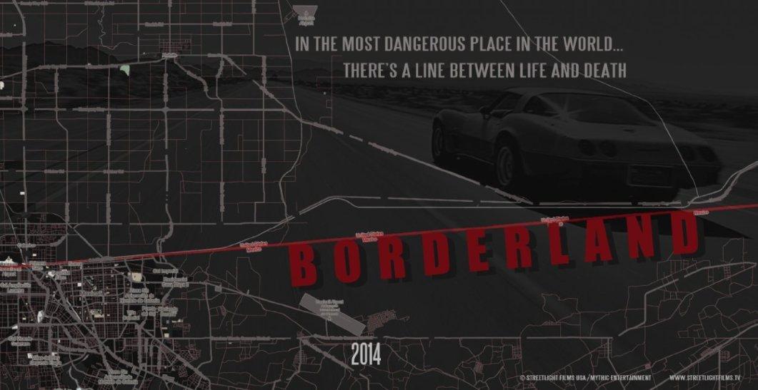 Смотреть трейлер Borderland (2015)