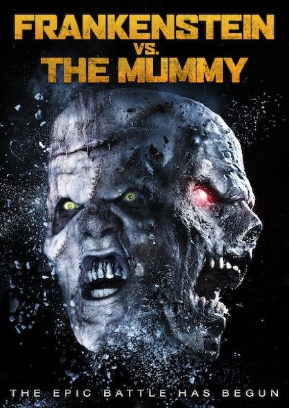 Смотреть трейлер Frankenstein vs. The Mummy (2015)