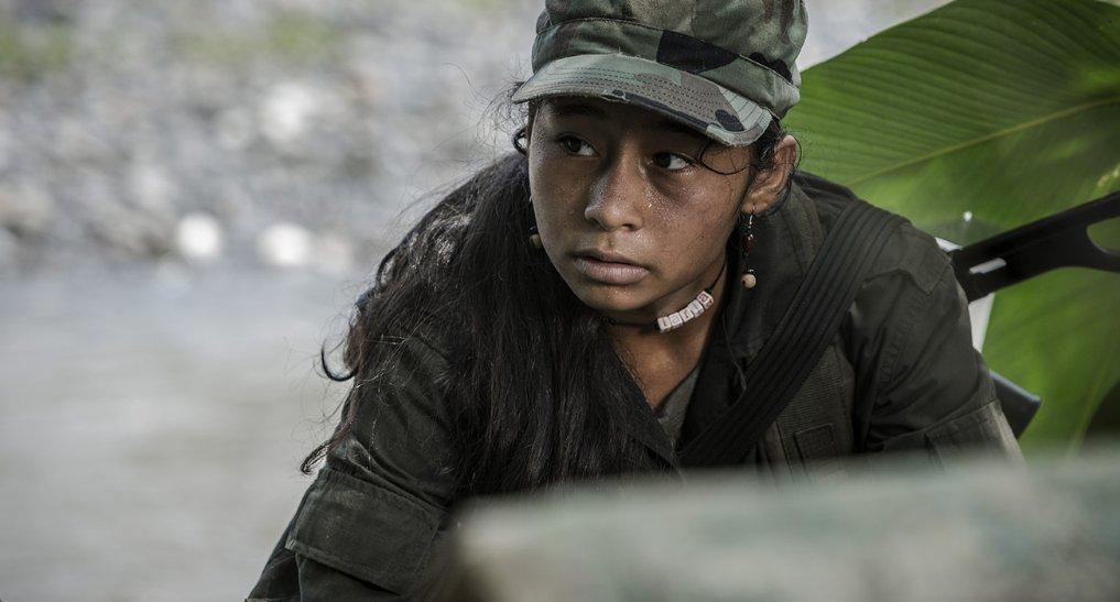 Смотреть трейлер Alias María (2015)