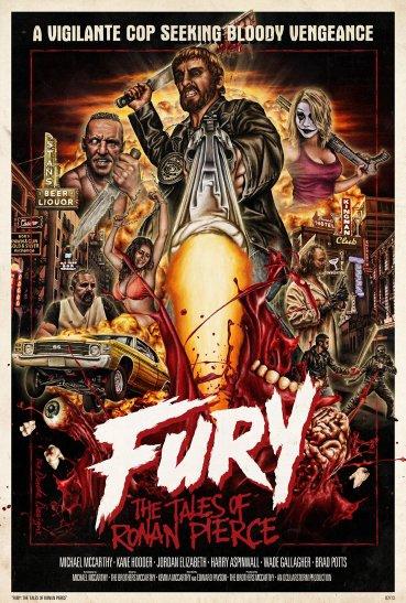 Fury: The Tales of Ronan Pierce (2014)