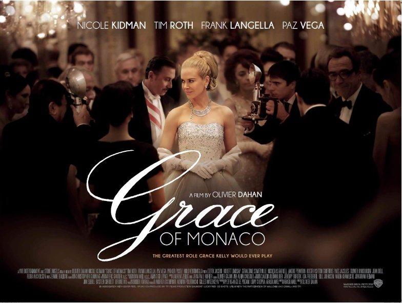 Смотреть трейлер Grace of Monaco (2014)