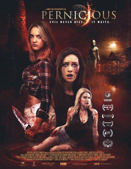 Смотреть трейлер Pernicious (2014)