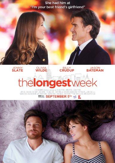 Смотреть трейлер The Longest Week (2014)