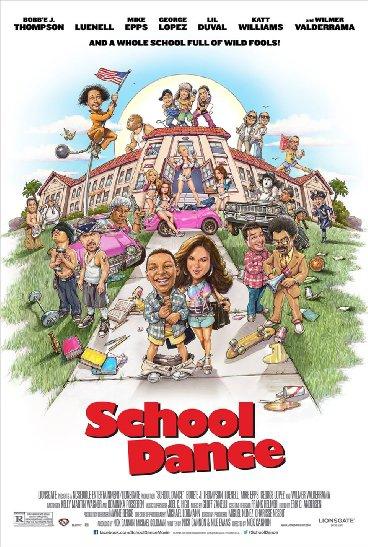 Смотреть трейлер School Dance (2014)