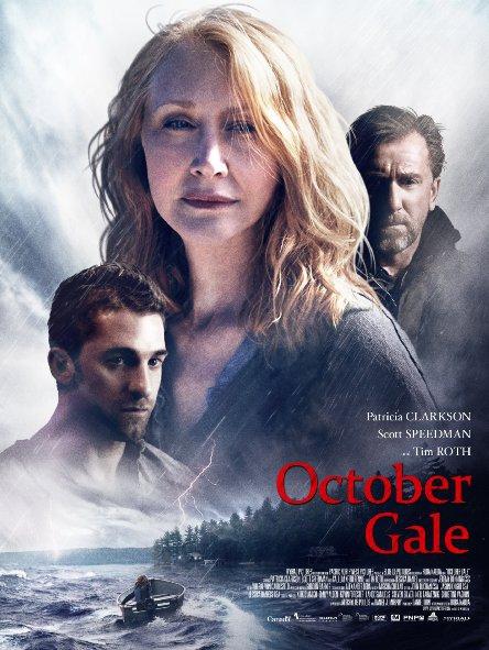 Смотреть трейлер October Gale (2014)