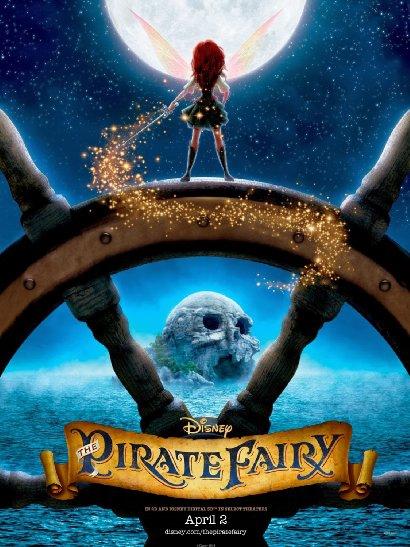 Смотреть трейлер The Pirate Fairy (2014)