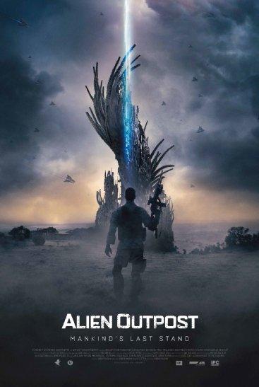 Смотреть трейлер Alien Outpost (2014)