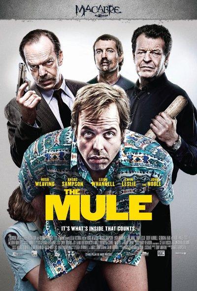 Смотреть трейлер The Mule (2014)