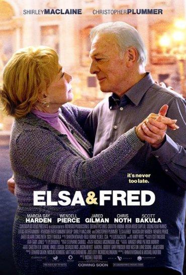 Смотреть трейлер Elsa & Fred (2014)