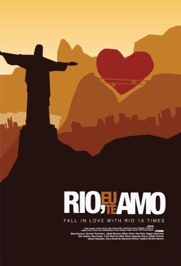 Смотреть трейлер Rio, I Love You (2014)