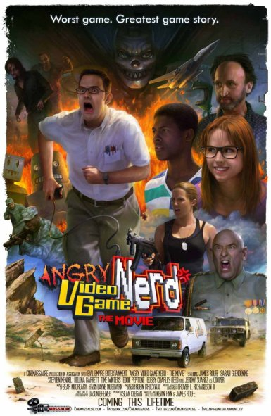 Смотреть трейлер Angry Video Game Nerd: The Movie (2014)