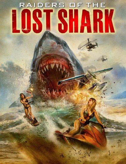 Raiders of the Lost Shark (2014)