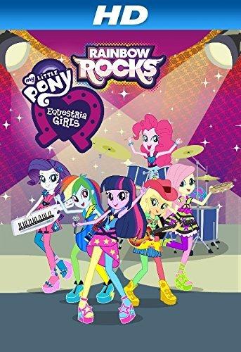 My Little Pony: Equestria Girls - Rainbow Rocks (2014)