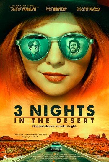 Смотреть трейлер 3 Nights in the Desert (2014)