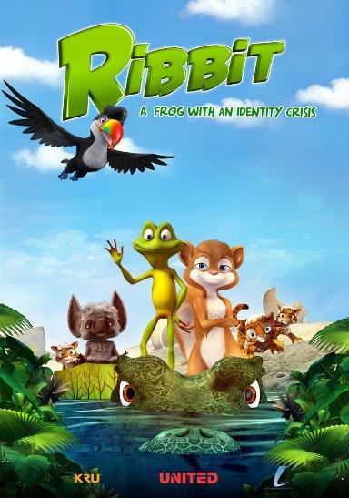 Смотреть трейлер Ribbit (2014)