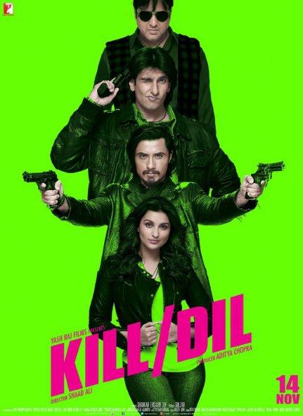 Смотреть трейлер Kill Dil (2014)
