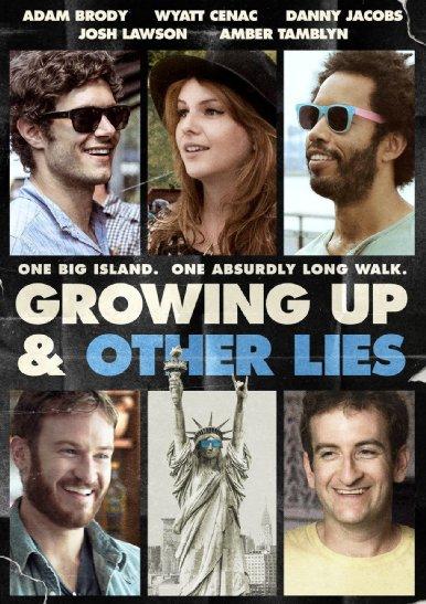 Смотреть трейлер Growing Up and Other Lies (2014)