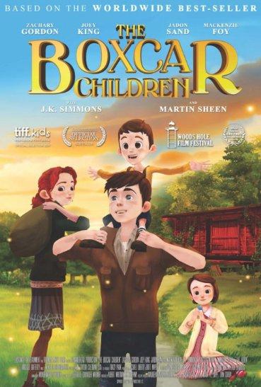 Смотреть трейлер The Boxcar Children (2014)