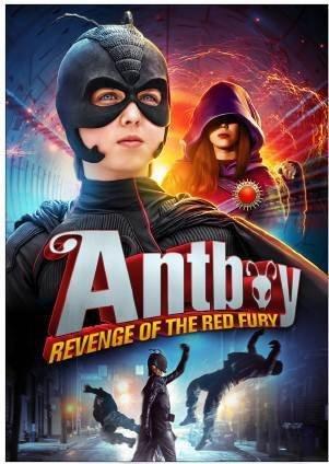 Смотреть трейлер Antboy: Revenge of the Red Fury (2014)