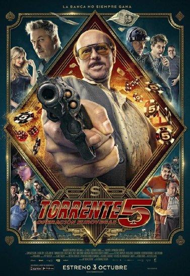 Смотреть трейлер Torrente 5 (2014)