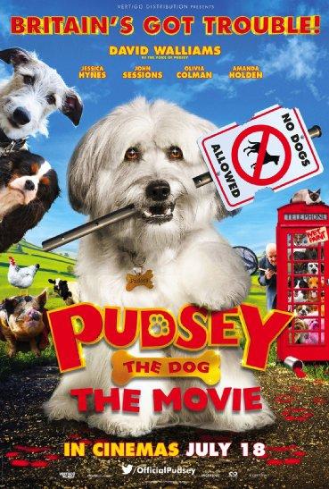 Смотреть трейлер Pudsey the Dog: The Movie (2014)