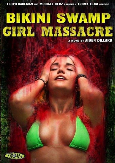 Bikini Swamp Girl Massacre (2014)