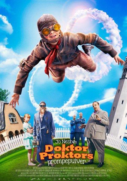 Doctor Proctor's Fart Powder (2014)