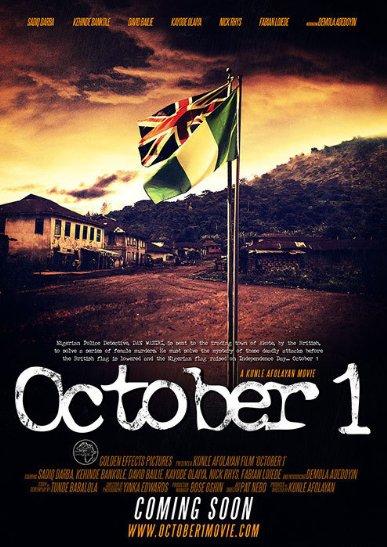 Смотреть трейлер October 1 (2014)